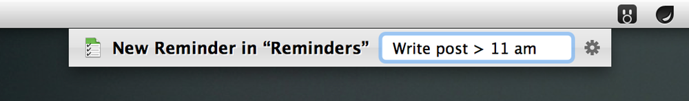 Adding reminders via LaunchBar