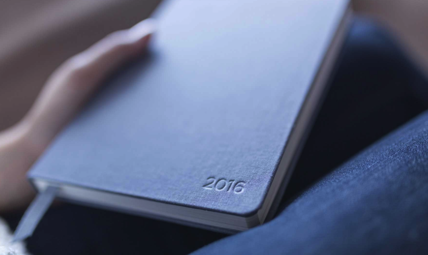 The Baron Fig 2016 Planner